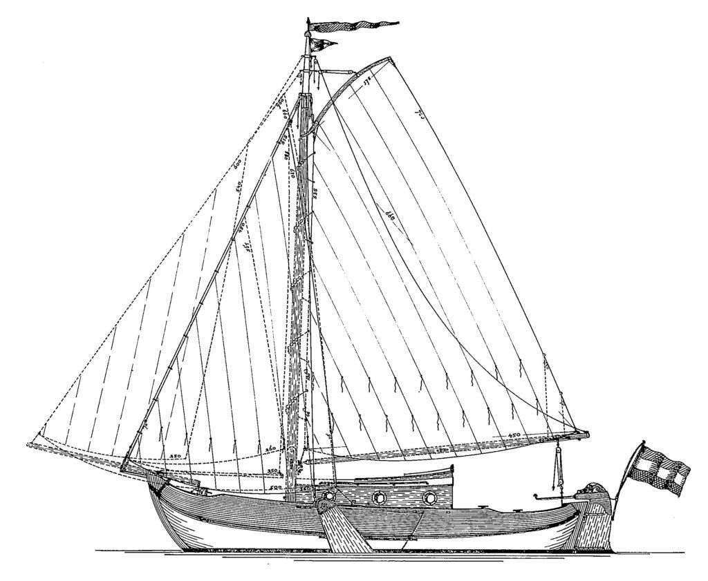 Enkhuizer bol-735-profile