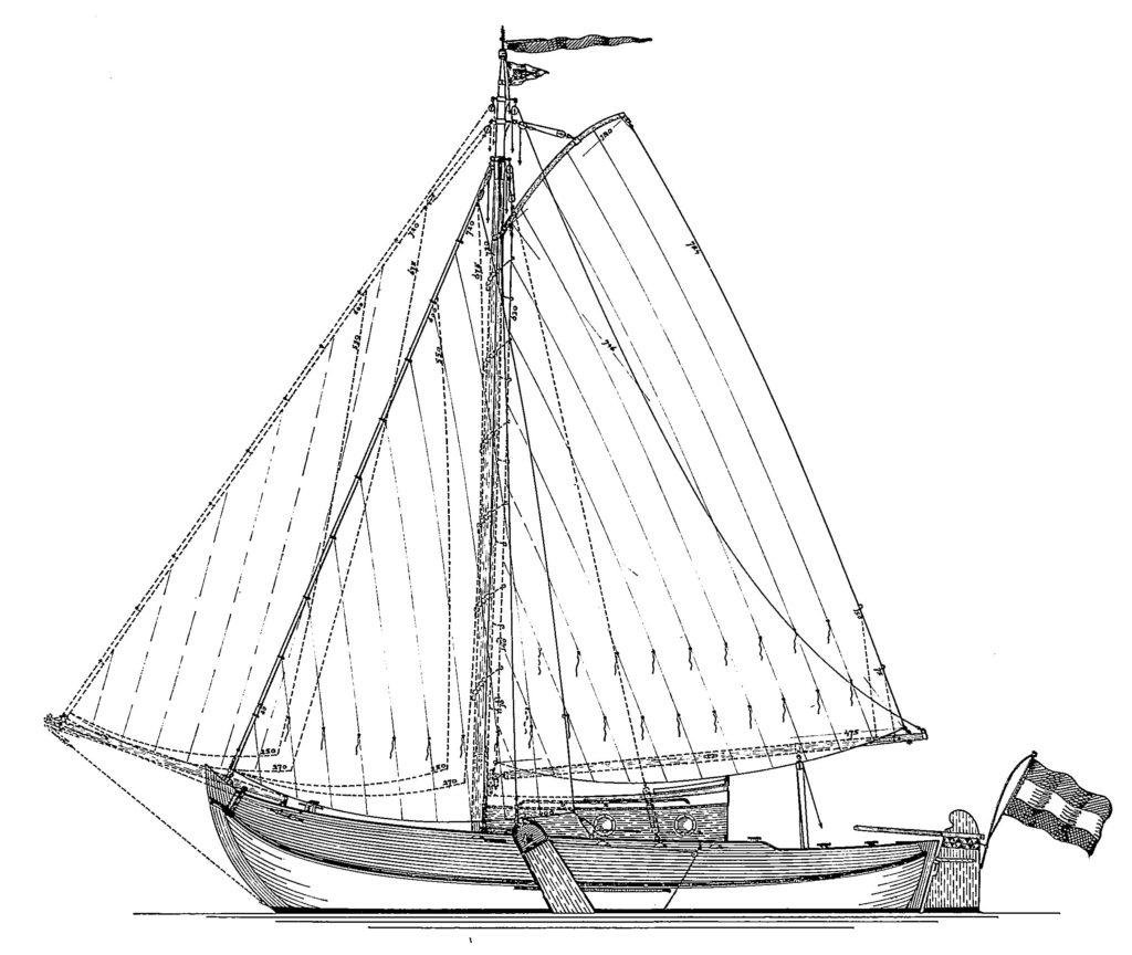 Vollenhovense bol-850-profile
